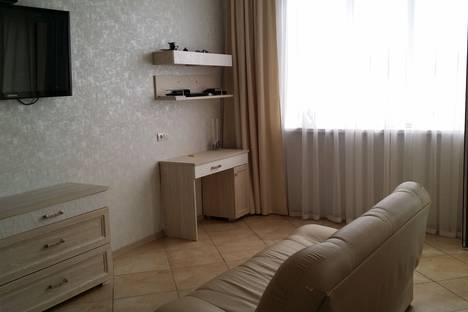 Сдается 1-комнатная квартира посуточно в Адлере, улица Станиславского д.8.