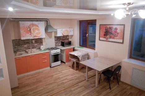 Сдается 2-комнатная квартира посуточно в Ухте, проспект Ленина 59.