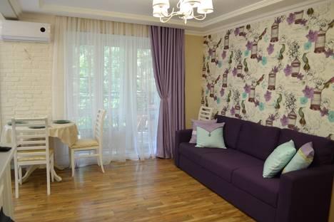 Сдается 1-комнатная квартира посуточно в Железноводске, улица Ленина 5 е.
