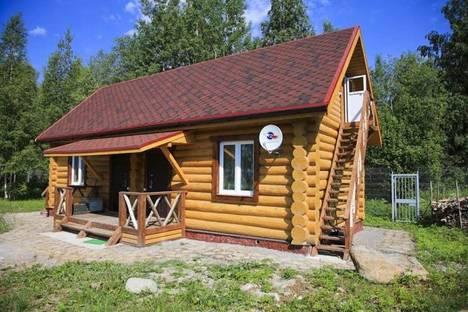 Сдается коттедж посуточнов Санкт-Петербурге, поселок Беличье,дом 24.