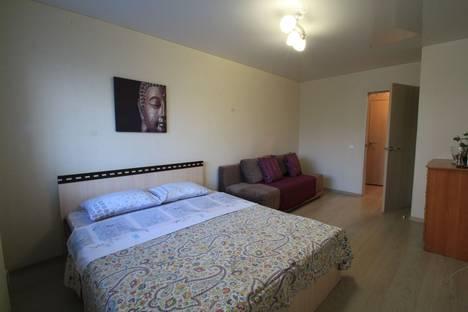 Сдается 2-комнатная квартира посуточно в Уфе, улица Заки Валиди, 60.