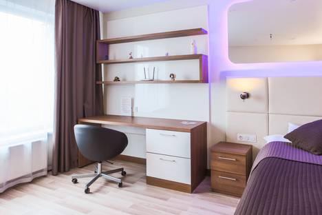 Сдается 1-комнатная квартира посуточно в Москве, Митинская улица, 16.
