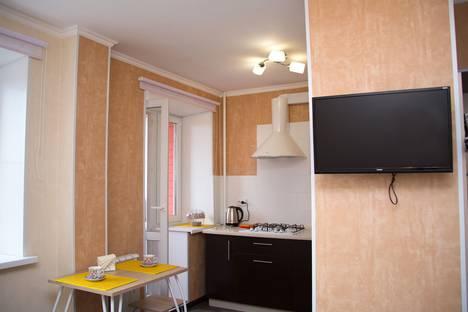 Сдается 1-комнатная квартира посуточно в Рязани, Ряань ул. Княжье Поле, дом 23.