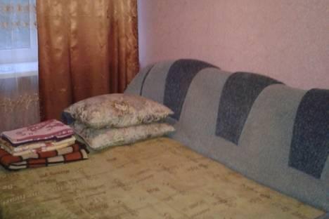 Сдается 1-комнатная квартира посуточно в Каменск-Уральском, проспект Победы 37а.