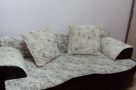 Сдается 1-комнатная квартира посуточно в Иркутске, ул. 6-я Советская, 80/1.