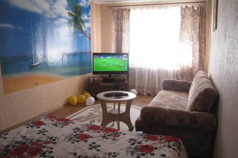 Сдается 1-комнатная квартира посуточно в Кобрине, улица Пушкина, 13.