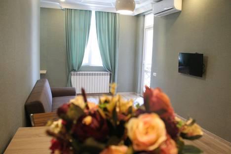 Сдается 2-комнатная квартира посуточнов Кобулети, Аджария,156/158 улица Вахтанга Горгасали.