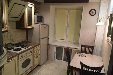 Сдается 3-комнатная квартира посуточно в Калуге, улица Герцена, 17.