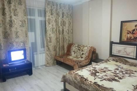 Сдается 1-комнатная квартира посуточно в Адлере, улица Просвещения 118 2.
