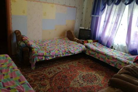 Сдается 2-комнатная квартира посуточнов Смолевичах, улица Подлесная 2.