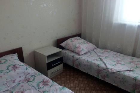 Сдается 2-комнатная квартира посуточно, квартал А дом.20.
