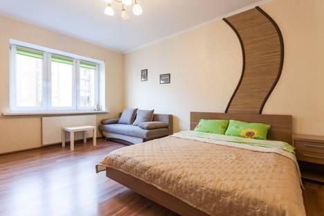 Сдается 1-комнатная квартира посуточно в Калининграде, улица Римская, 31.