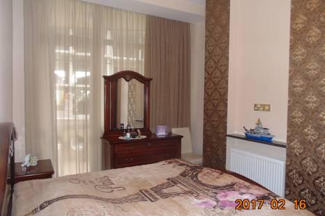 Сдается 3-комнатная квартира посуточнов Кобулети, 34 улица Чавчавадзе.
