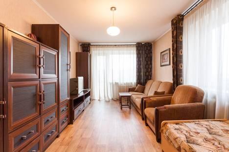 Сдается 2-комнатная квартира посуточнов Калининграде, улица Пролетарская, 1.