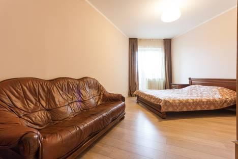 Сдается 3-комнатная квартира посуточнов Пионерском, Советский проспект, 43.