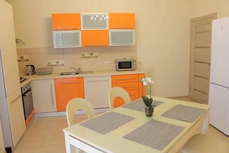 Сдается 1-комнатная квартира посуточно в Адлере, улица Станиславского 40.