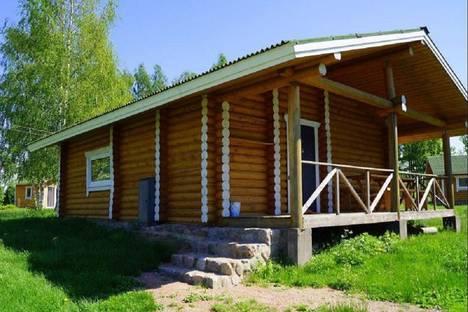 Сдается коттедж посуточнов Коробицыне, деревня Силино ,дом 4.