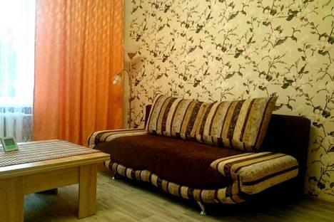 Сдается 1-комнатная квартира посуточно в Барановичах, улица Тельмана 159.