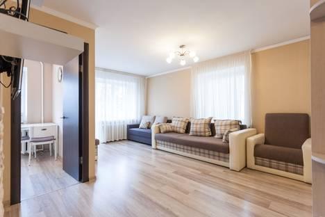 Сдается 1-комнатная квартира посуточно в Калининграде, улица Черняховского, 20.