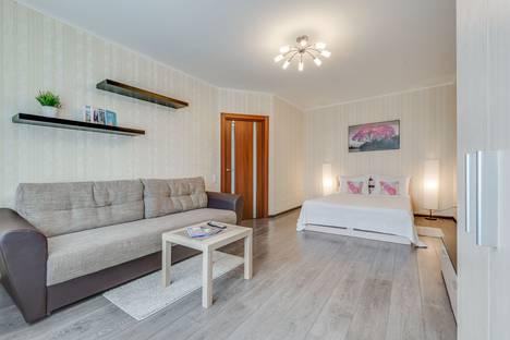 Сдается 1-комнатная квартира посуточнов Санкт-Петербурге, проспект Сизова, 12 корпус 2.