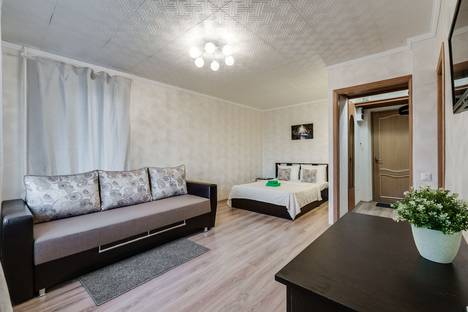Сдается 1-комнатная квартира посуточнов Санкт-Петербурге, Ленинский проспект, 134.