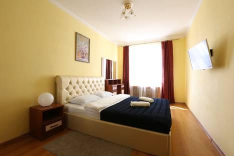 Сдается 3-комнатная квартира посуточно, Хорошевское шоссе 12к1.