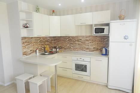 Сдается 1-комнатная квартира посуточнов Тюмени, Судоремонтная 31 корпус 1.