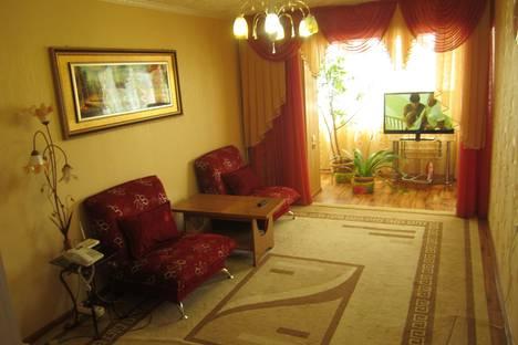 Сдается 2-комнатная квартира посуточнов Актау, 4-й микрорайон, 47.