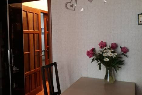 Сдается 1-комнатная квартира посуточнов Оренбурге, улица Просторная, 19/2.