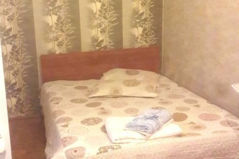 Сдается 2-комнатная квартира посуточно в Алматы, проспект Абылай Хана32.