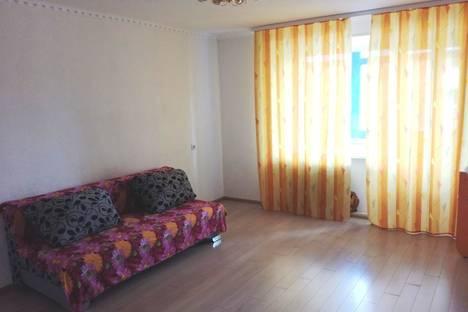 Сдается 1-комнатная квартира посуточно в Советском, Гастелло д. 41.
