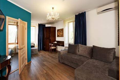 Сдается 2-комнатная квартира посуточно, 34 Суворовская улица.