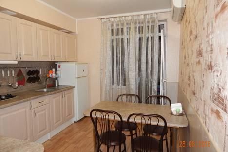Сдается 1-комнатная квартира посуточно в Геленджике, село Дивноморское, улица Курортная 3 корпус 5.