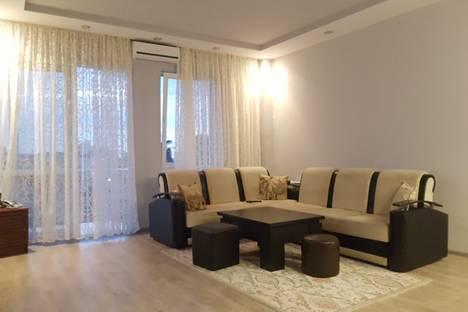 Сдается 2-комнатная квартира посуточнов Кобулети, Кобулети. Руставели 107.