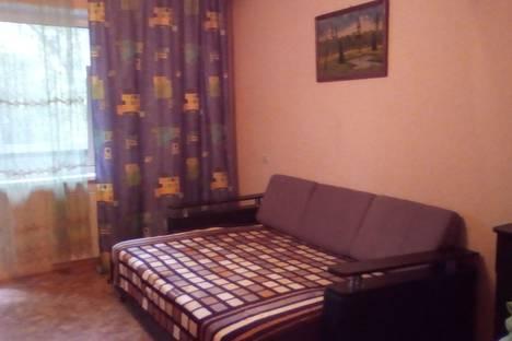 Сдается 1-комнатная квартира посуточно в Челябинске, ул. Электростальская, 15.