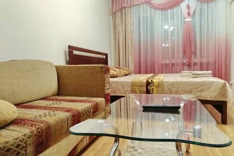 Сдается 1-комнатная квартира посуточно в Днепре, Дніпро́, проспект Олександра Поля, 64.