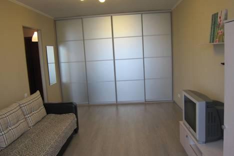 Сдается 1-комнатная квартира посуточно в Уфе, улица 50 лет СССР,2.