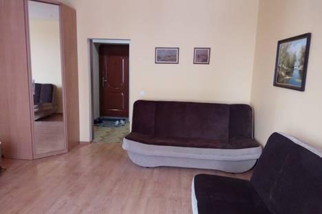 Сдается 1-комнатная квартира посуточно в Светлогорске, Фруктовая,11.