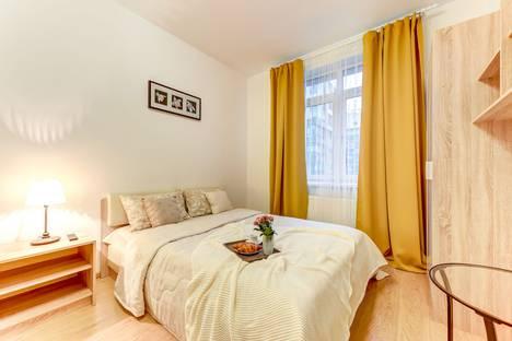 Сдается 1-комнатная квартира посуточно в Санкт-Петербурге, улица Адмирала Черокова д.20 лит А.
