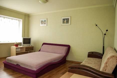 Сдается 1-комнатная квартира посуточно в Донецке, бульвар Шевченко, 19.