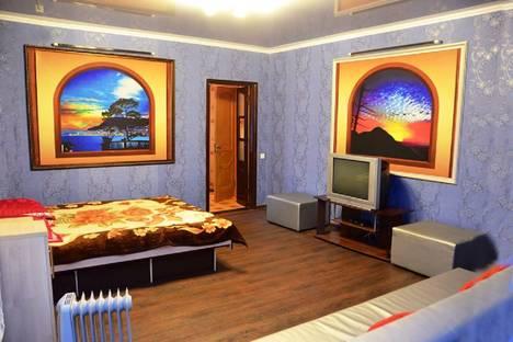 Сдается 1-комнатная квартира посуточно в Донецке, улица 50-летия СССР 30.