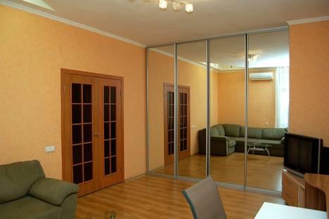 Сдается 1-комнатная квартира посуточнов Донецке, бульвар Пушкина,26.