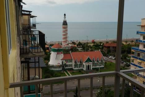 Сдается 3-комнатная квартира посуточно в Батуми, Шерифа Химшиашвили, 11.