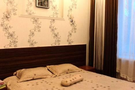 Сдается 1-комнатная квартира посуточно в Макеевке, проспект Генерала Данилова 65.