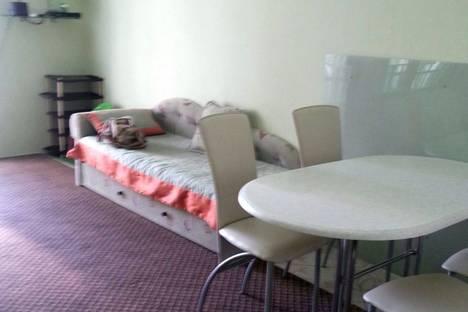 Сдается 1-комнатная квартира посуточно в Алуште, Крым,4а Судакское шоссе.