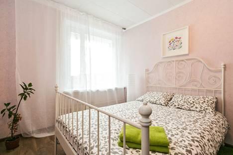 Сдается 2-комнатная квартира посуточно в Москве, улица Строителей, 9.