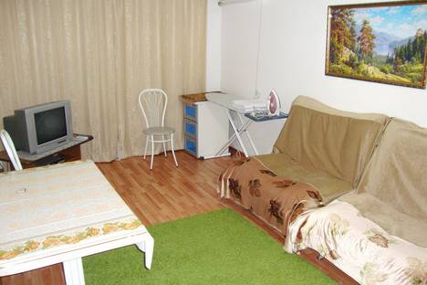 Сдается 1-комнатная квартира посуточнов Грозном, улица Чернышевского, 80.