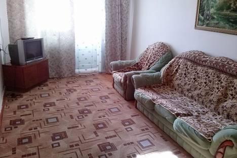Сдается 2-комнатная квартира посуточно в Грозном, улица Дьякова, 5.