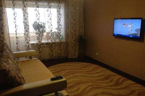Сдается 1-комнатная квартира посуточнов Лесосибирске, улица Белинского, 8.