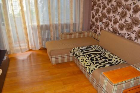 Сдается 1-комнатная квартира посуточно в Белгороде, ул. Губкина, 21.